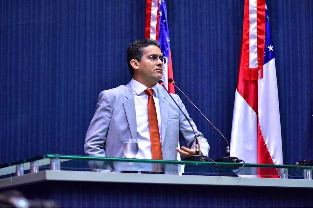 Deputado David Almeida (PSB) / Foto : Divulgação
