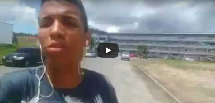 """Manauara faz o vídeo """"O Brasil que eu quero"""" mais épico de todos os tempos! - Wesley Plácido / Reprodução Youtube"""