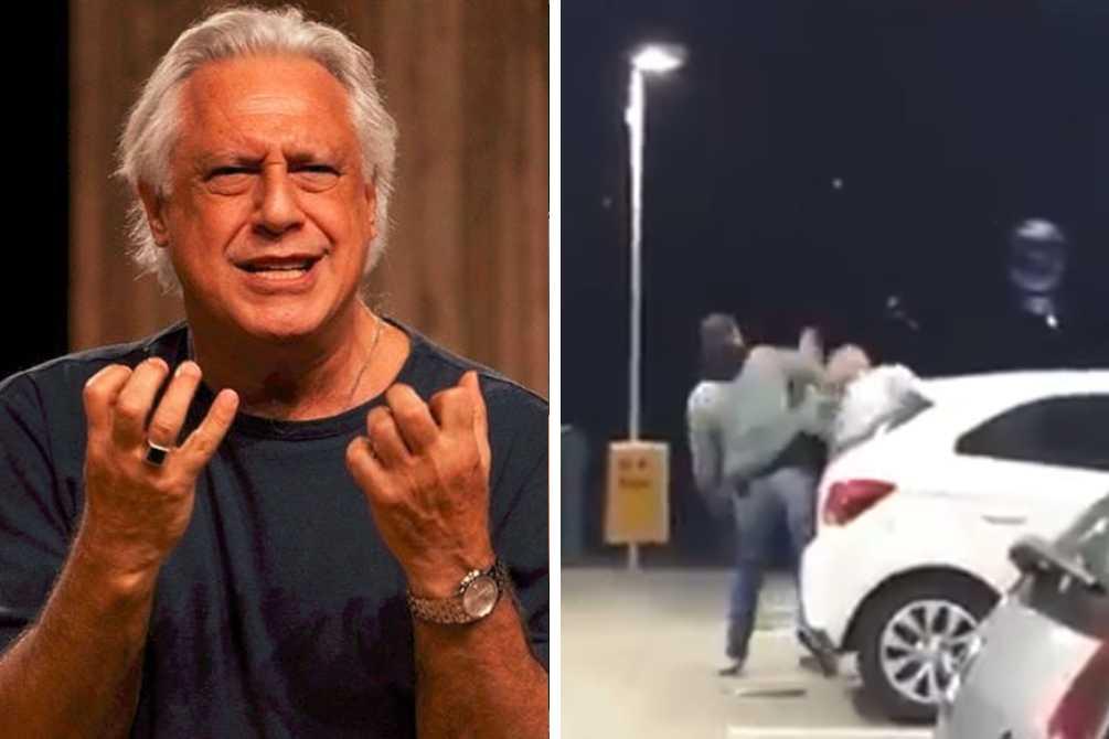 Antonio Fagundes esclarece sobre o vídeo de briga que circula na internet