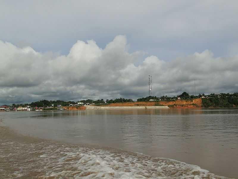 Avião de pequeno porte cai próximo à Urucurituba, no Amazonas - Imagem: Divulgação