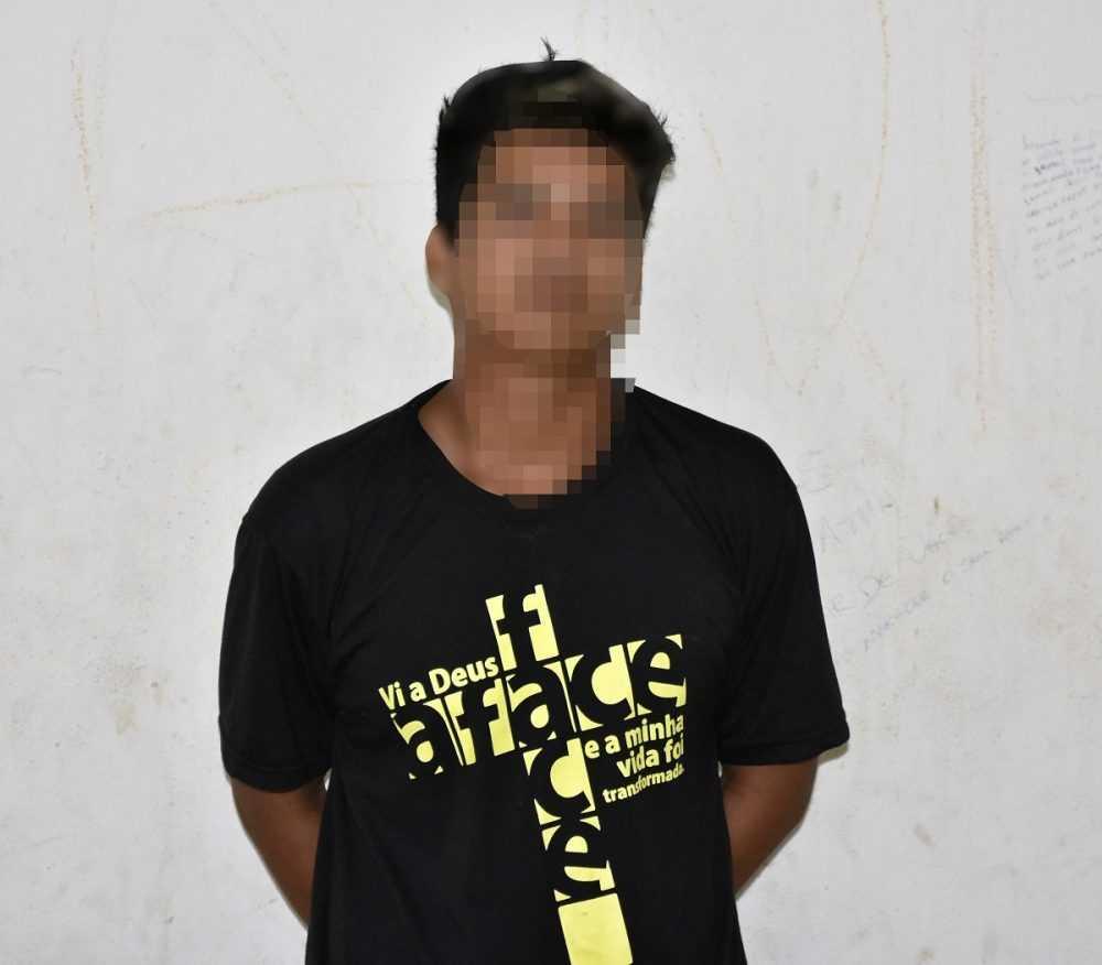 Decretada prisão preventiva do padastro suspeito de agredir e causar morte de criança de 2 anos - Imagem: Erlon Rodrigues / PC-AM