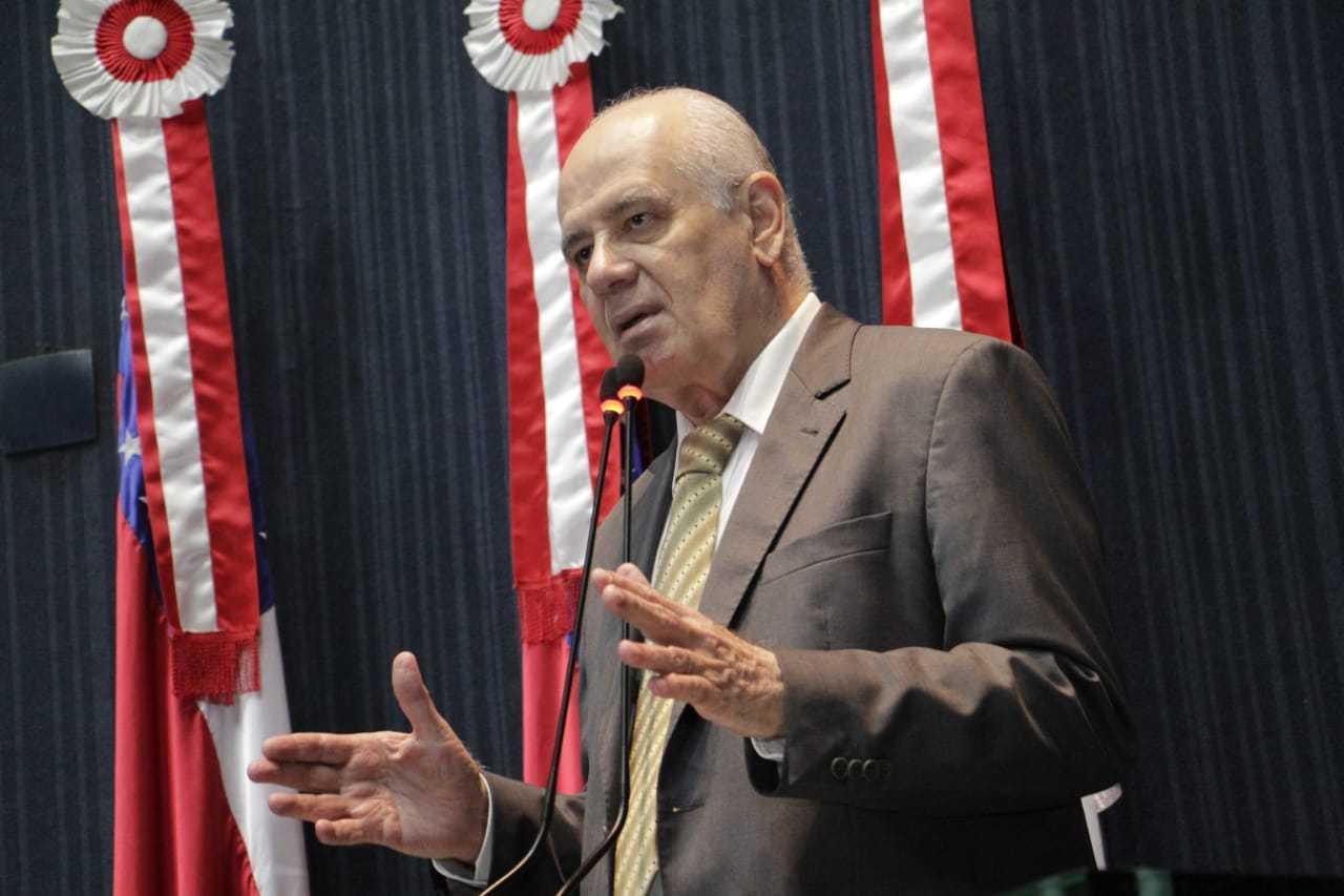 Deputado Serafim Correa Foto : Marcelo Araújo