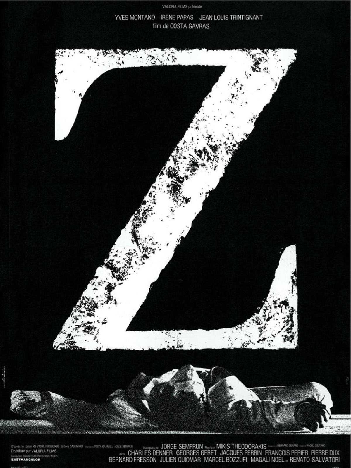 """Cinquenta anos após a sua filmagem, """"Z"""" segue atual e sua repercussão vai bem além do caso único da Grécia dos anos 60."""
