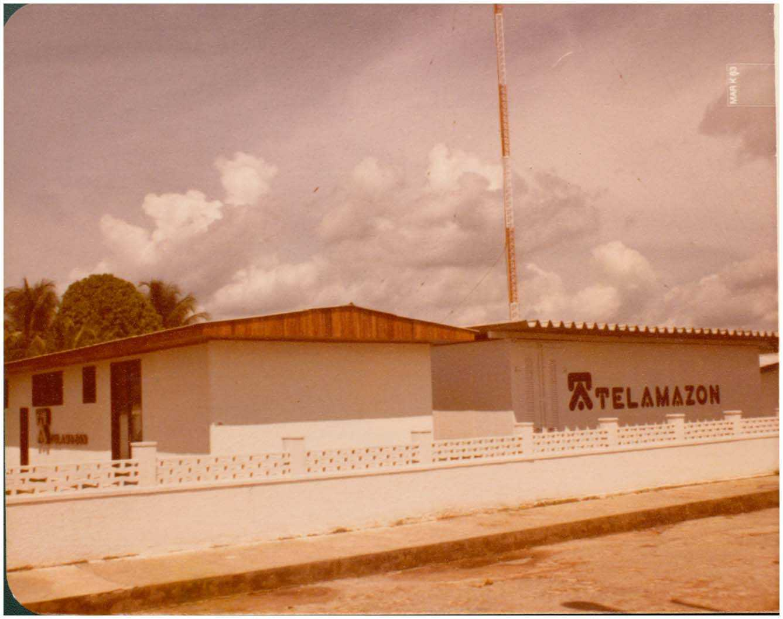 Telamazon : Tefé, AM - 1983 / Foto : IBGE