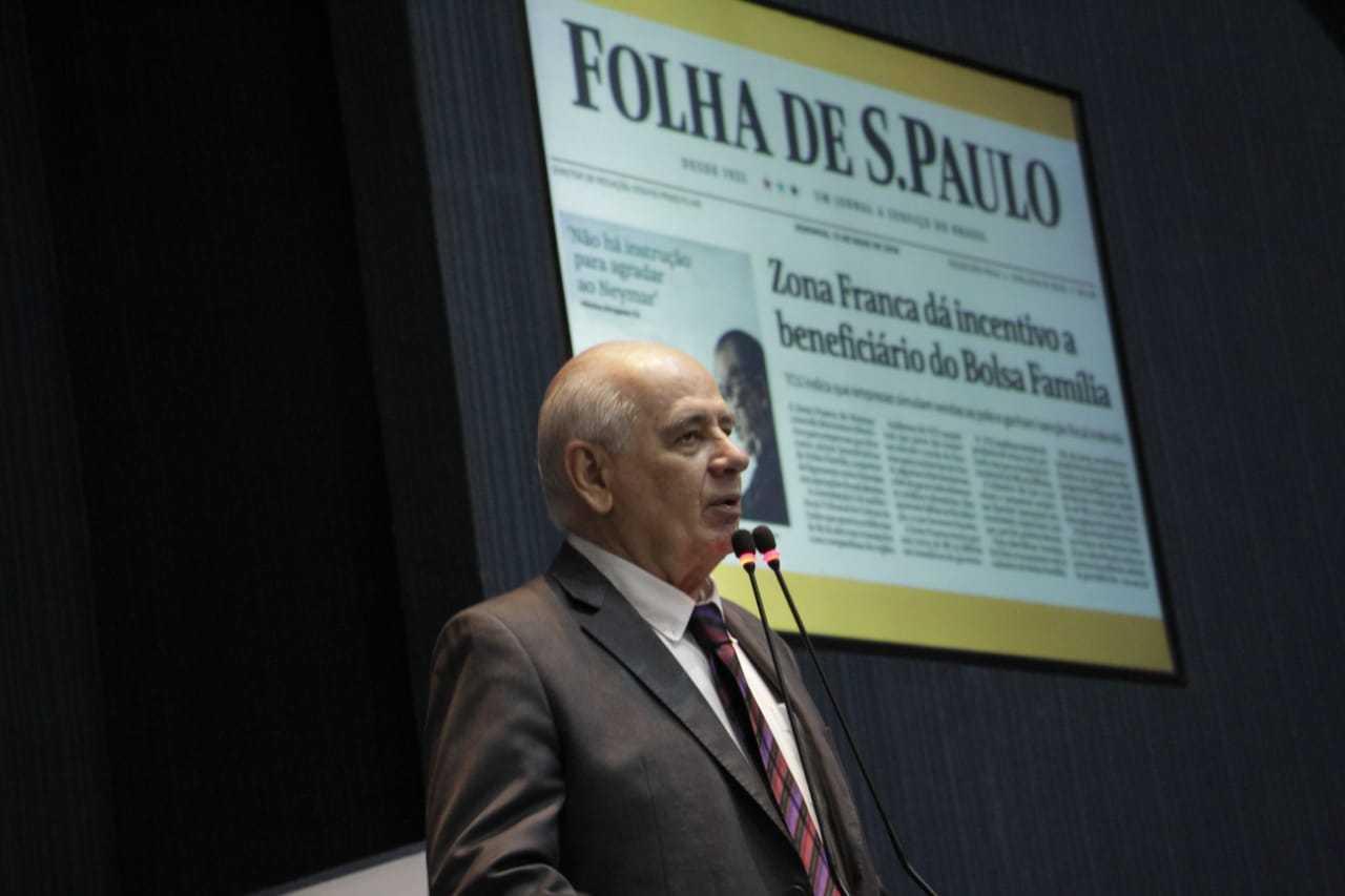Fraude de incentivos na Zona Franca de Manaus é intolerável- Imagem: Marcelo Araújo