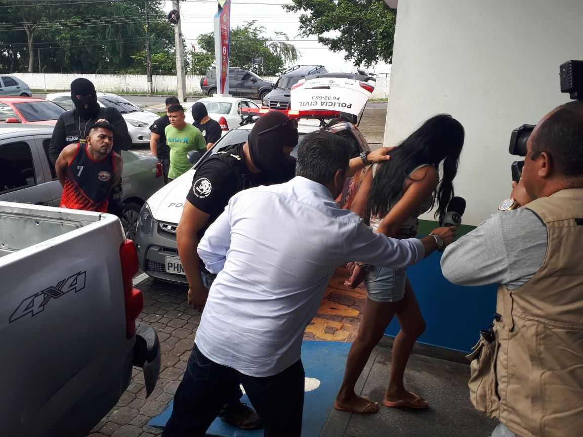 Polícia deflagra operação 'Chancela' contra roubos de carros em Manaus - Imagem: Divulgação