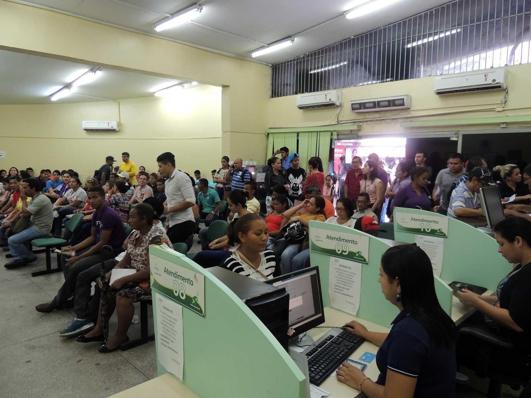 Sine Manaus seleciona 37 vagas de emprego temporárias - Imagem: Divulgação