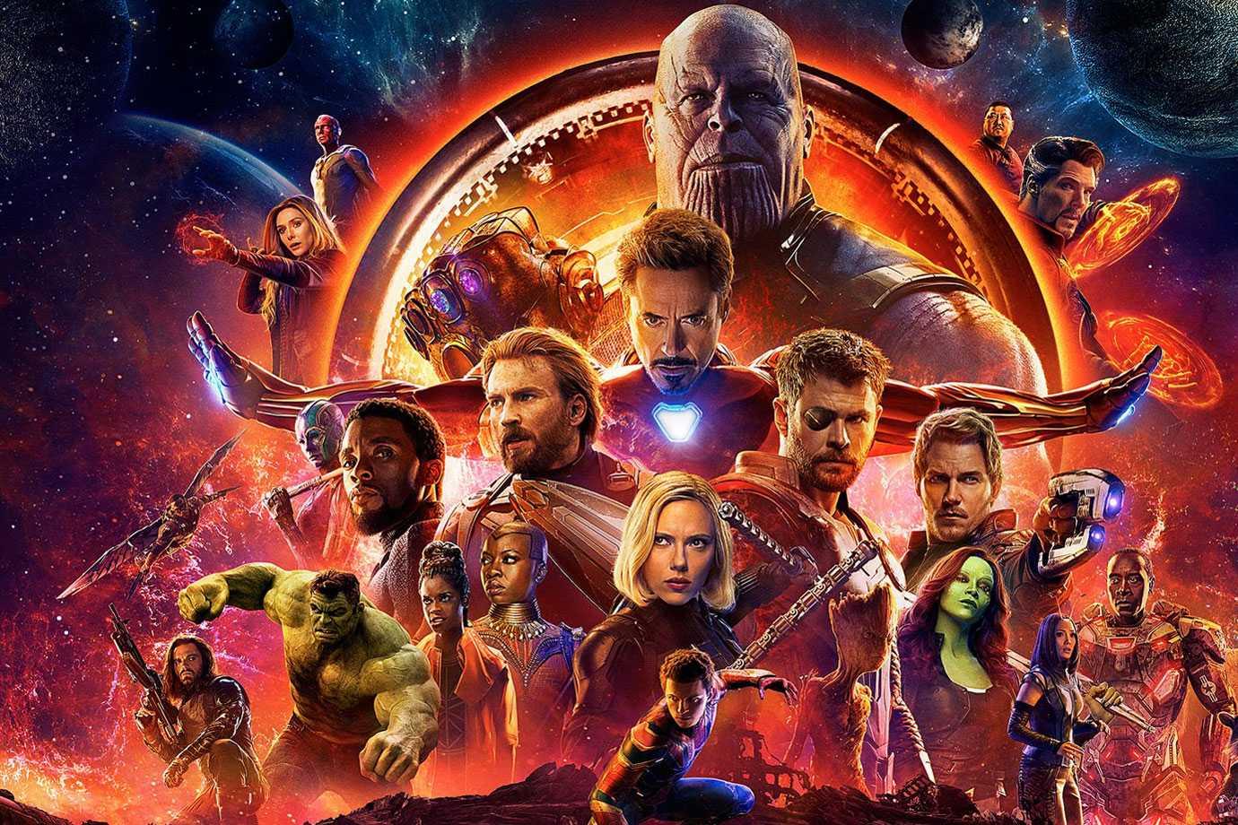 'Vingadores – Guerra Infinita' será exibido gratuitamente no PlayArte do Manauara Shopping