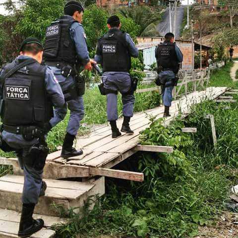 No total, serão ofertadas 1.418 vagas, distribuídas entre as Polícia Militar (661), Polícia Civil (424), Secretaria de Administração Pública (108) e Corpo de Bombeiros (228) - Imagem: Divulgação