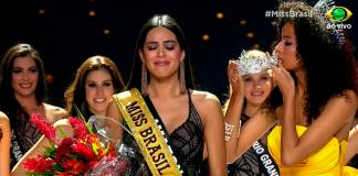 Amazonense, Mayra Dias, a Miss Brasil 2018