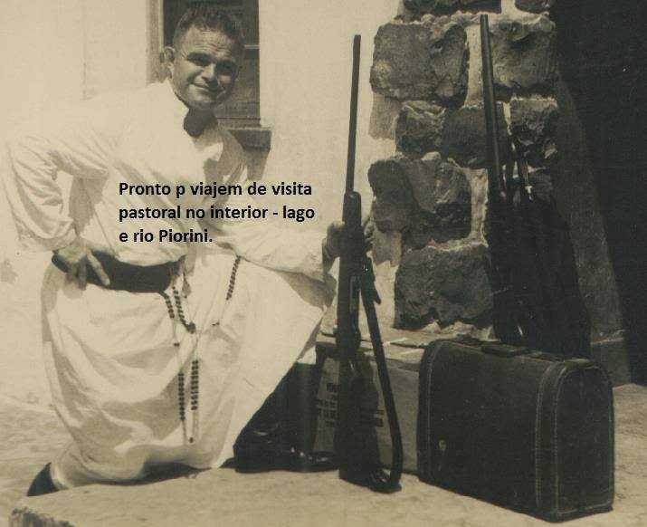 Padre Noé / Foto : Divulgação
