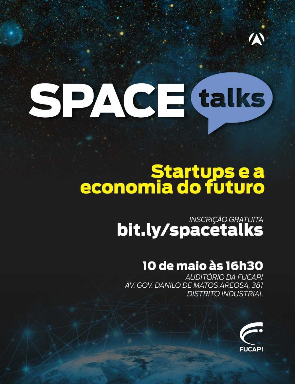 Space Talks - Startups e a economia do futuro