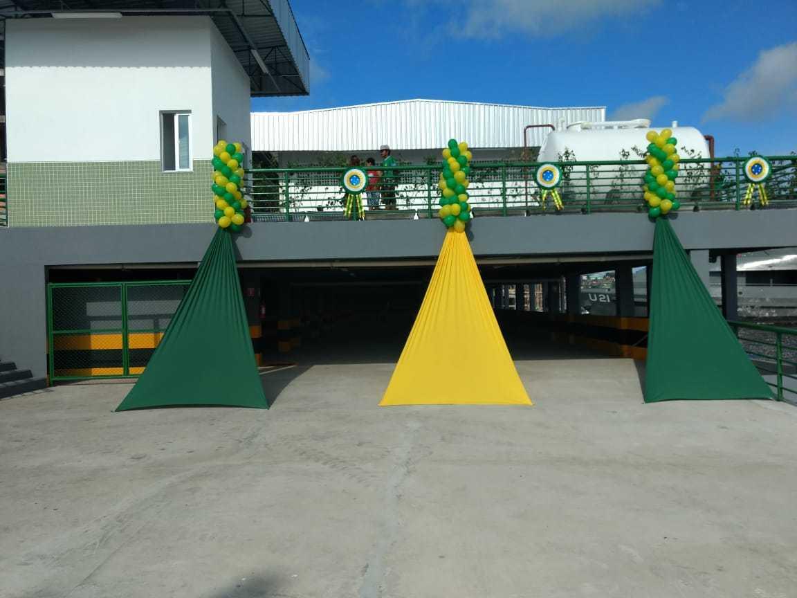 Porto de Tefé é inaugurado pela prefeitura neste sábado, população comparece em peso para prestigiar - Imagem: Portal No Amazonas é Assim