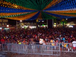 Apuração do 48º Festival Folclórico de Tefé