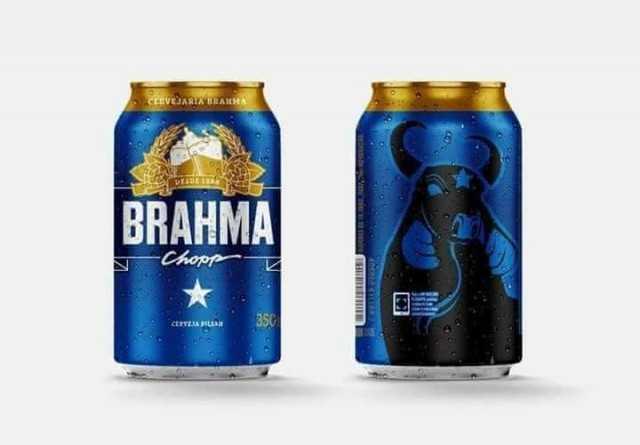 Cerveja da Brahma - Boi Caprichoso