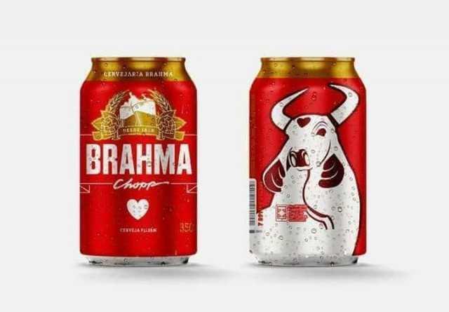 Cerveja da Brahma - Boi Garantido