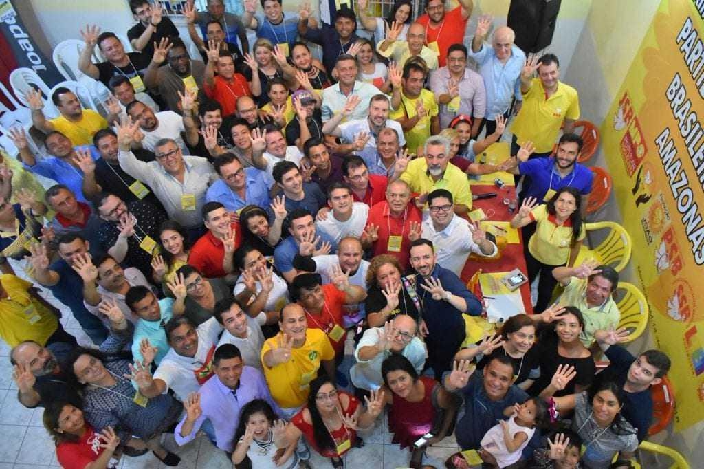 David é eleito primeiro vice-presidente do PSB em Congresso Estadual do Partido Foto : Dheizo Dhyeizo Lemos
