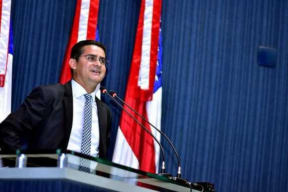 David Almeida anuncia campanha contra o sarampo no Parlamento - Imagem: Divulgação