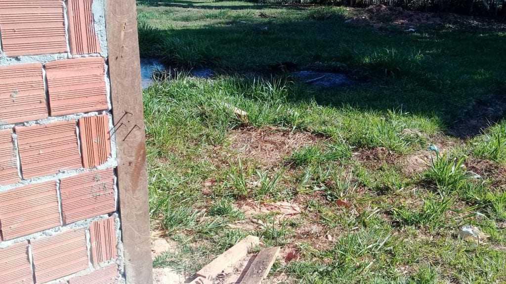 Estrutura física da única creche existente em Pauini não apresenta boas condições de higiene - Imagem: Divulgação