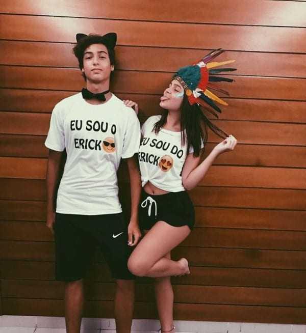 Nas redes sociais, o casal é pura paixão e romantismo | Reprodução/Instagram