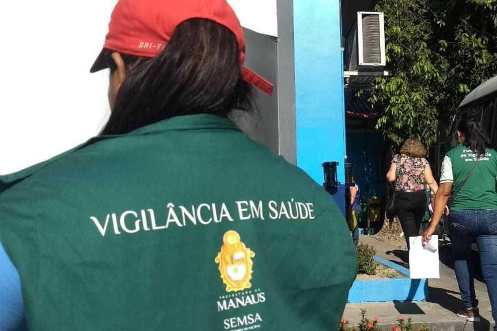 Traficantes impedem Campanha de Vacinação contra o Sarampo, em Manaus - Imagem: Divulgação