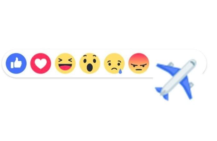 Como reagir com o aviãozinho no Facebook em 1 passo muito simples