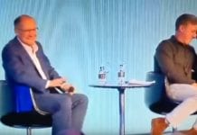 Alckmin confunde esposa de Luciano Huck, Angélica, com Eliana