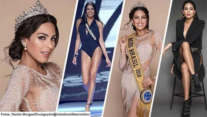 Miss Universo será disputado na Tailândia em Dezembro e nossa torcida vai pra Miss Amazonas-Brasil Mayra Dias