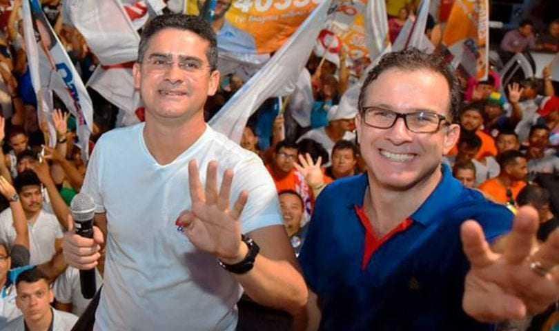 David se livra de PT e PC do B e seu novo vice será Chico Preto
