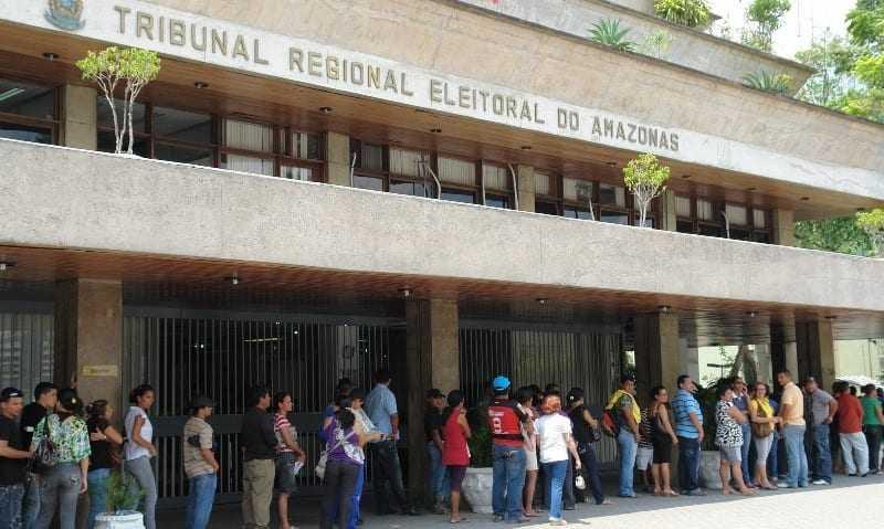 TRE-AM atende a pedido de coligação Renova Amazonas e proíbe divulgação de pesquisa irregular