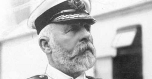 Capitão do Titanic: Edward J. Smith