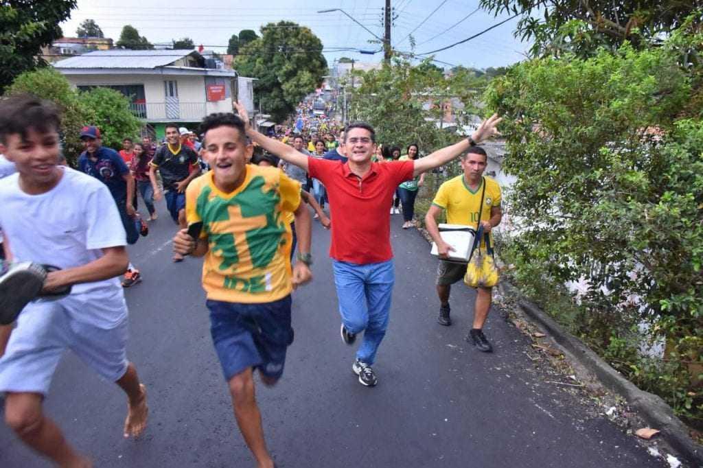 David se anima e abre campanha rumo ao Governo em Manacapuru