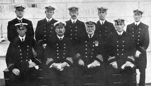 RMS Titanic: A Tripulação