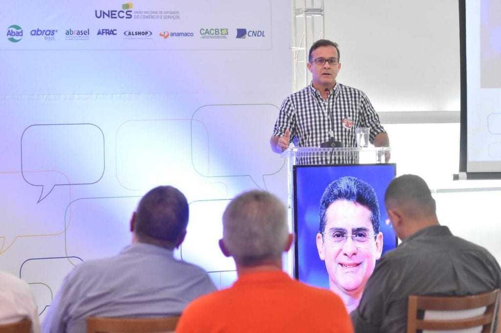 """""""Vamos fortalecer o turismo em favor do comércio e serviços"""", garantiu Chico Preto"""
