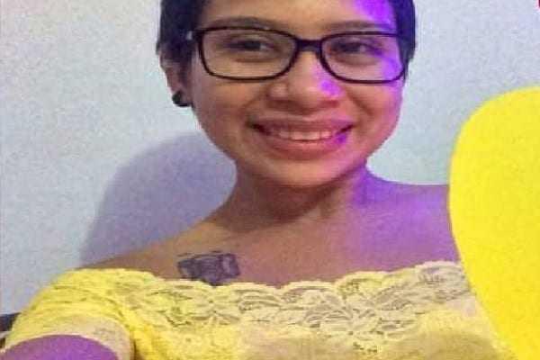 Jovem que estava desaparecida é encontrada morta ao lado do túmulo do marido - Imagem: Divulgação