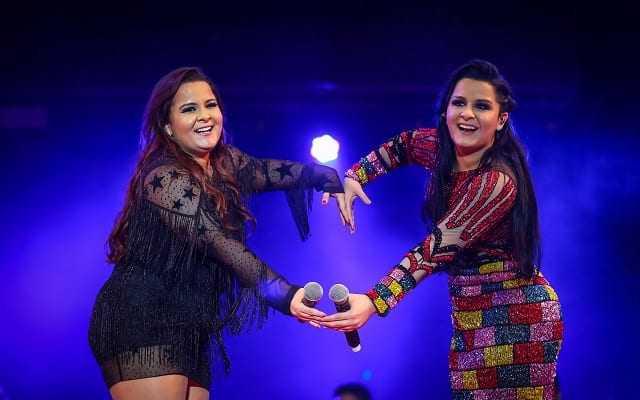 Maiara e Maraisa (Foto: Agatha Gameiro)
