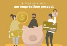 3 dicas para pedir um empréstimo pessoal
