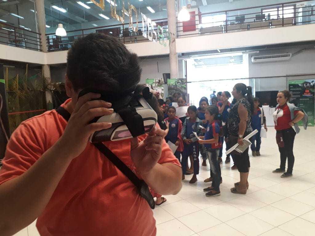 Semana Nacional de Ciência e Tecnologia 2018 no Instituto Mamirauá - Imagem: No Amazonas é Assim