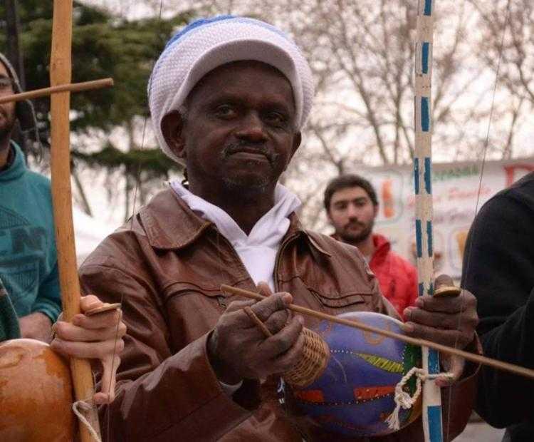 Mestre de capoeira é morto com 12 facadas após dizer que votou em Haddad - Imagem: Divulgação