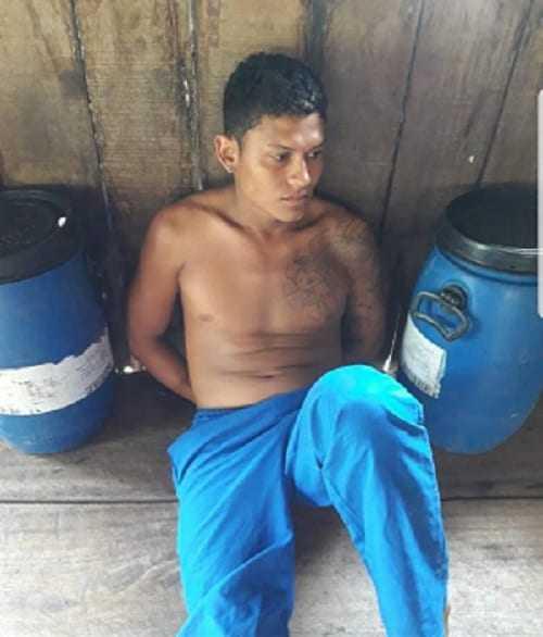 Mailson confessou e revelou detalhes do assassinato do cabeleireiro / Foto : Divulgação
