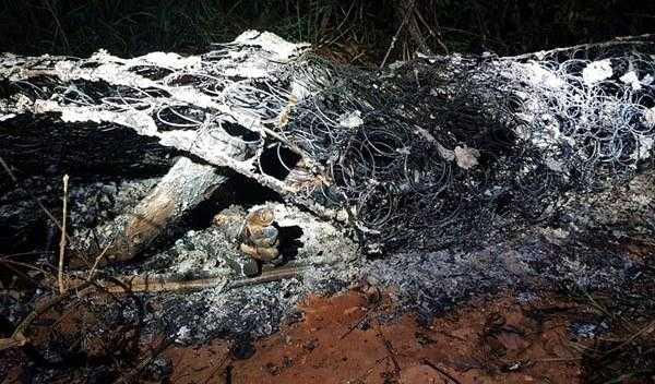 Adolescentes queimam desafeto após esfaqueá-lo e enrolá-lo em colchão / Foto :Divulgação/PMDF