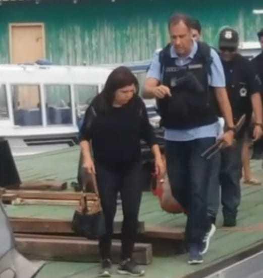 Delegada é presa suspeita de crimes de corrupção e tráfico de drogas - Imagem: Divulgação