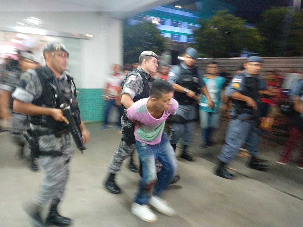 Foto: Indiara Bessa/G1 Amazonas
