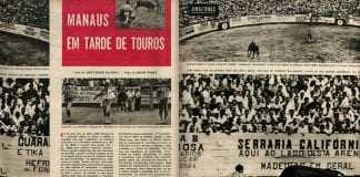 Manaus em tarde de Touros