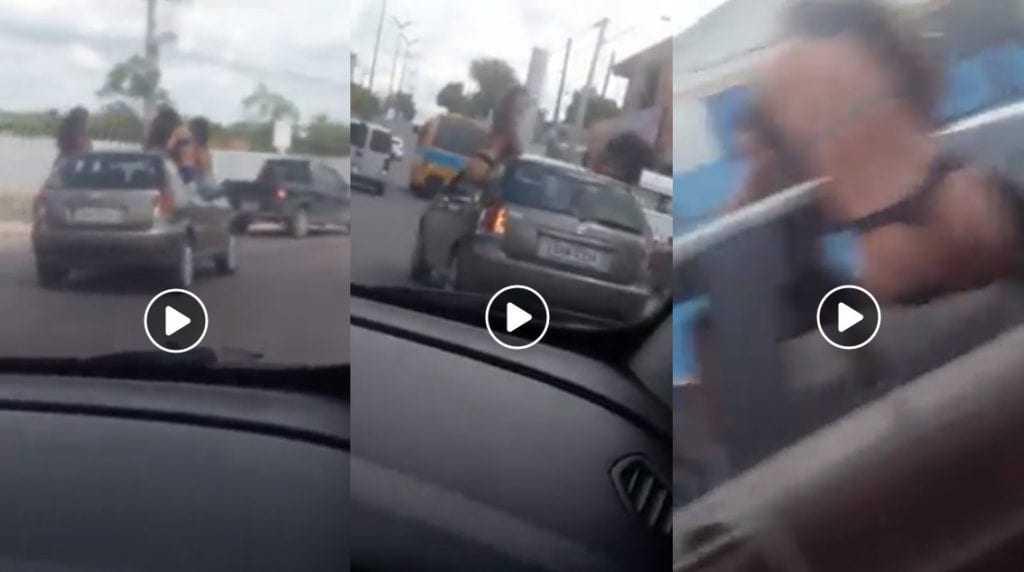 Novinhas pagando de doida no bairro Santa Etelvina em Manaus
