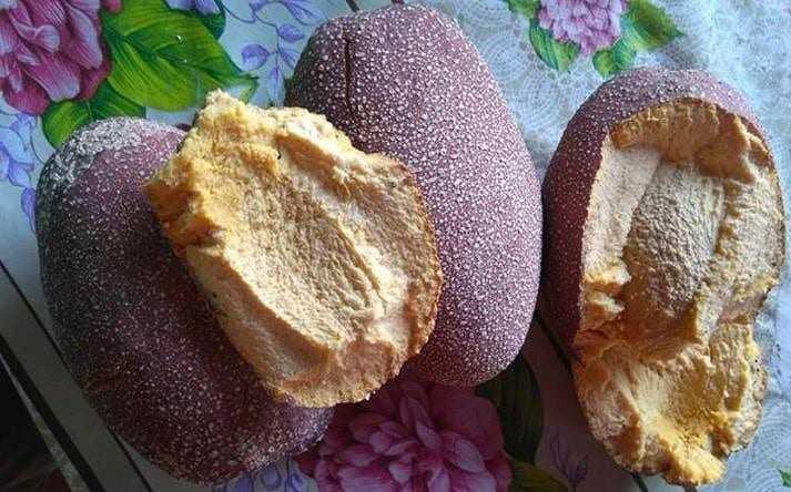 O fruto pode ser consumido ao natural. Usado para doces e sucos.