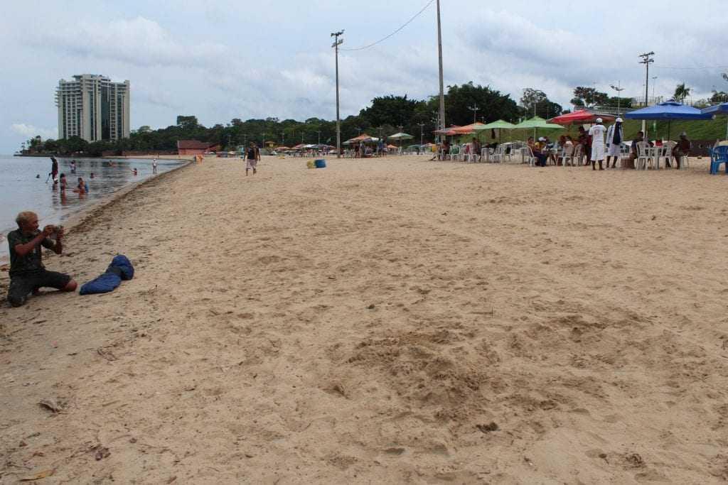 Foto: Eliana Nascimento/G1 AM