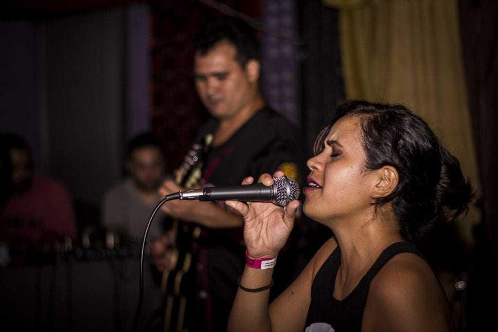 Rock Acústico com Daniela Nascimento