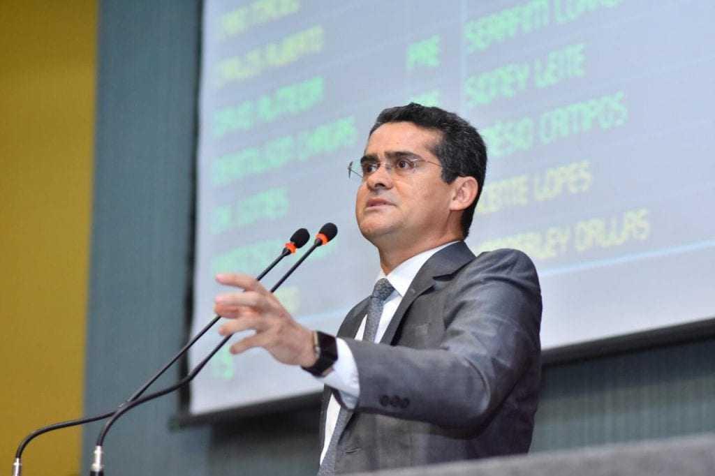 David defende criação de Coordenadoria para acompanhamento das emendas impositivas / Foto: Dhyeizo Lemos