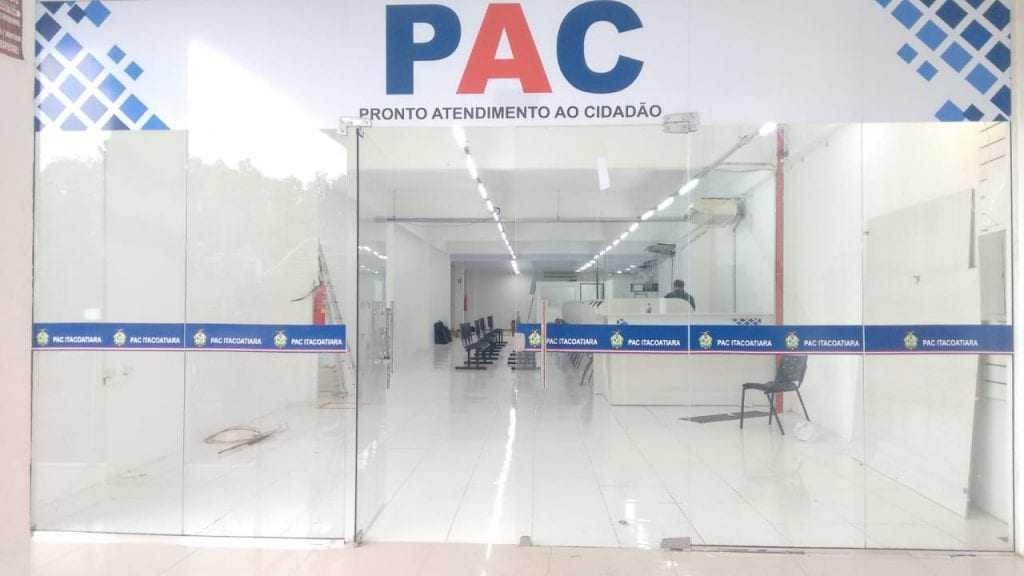 A unidade do PAC Itacoatiara será inaugurada nesta quarta-feira, 12, às 11h da manhã. / Foto: Divulgação.